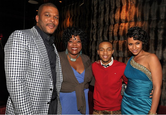 Tyler Perry's Madea's Big Happy Family 2011 LA Premiere Tyler Perry Loretta Devine Bow Wow Shannon Kane