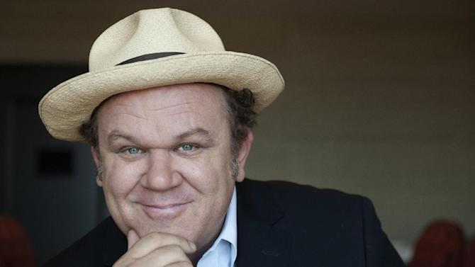"""FILE - In this Monday, Oct. 15, 2012 file photo, John C. Reilly, a cast member in """"Wreck-It Ralph,"""" poses for a portrait at the Beverly Hilton, in Los Angeles. The filmmakers appreciated Reilly's contributions so much for """"Wreck-It-Ralph"""" that the actor earned a story credit. The new Walt Disney Animation Studios film releases in theaters on Friday, Nov. 2. (Photo by Jordan Strauss/Invision/AP, File)"""