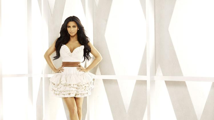 "Kim Kardashian stars in ""Keeping Up with The Kardashians."""