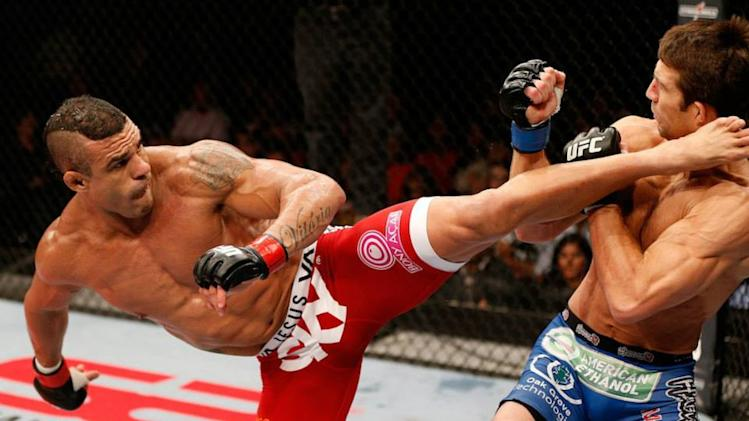 Vitor Belfort Tells Dana White That He Deserves the Winner of Anderson Silva vs. Chris Weidman
