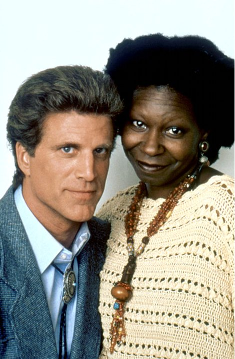 Ted Danson, Whoopi Goldberg