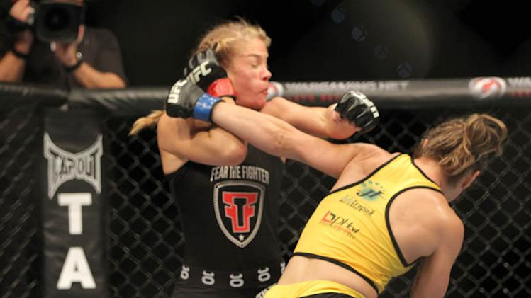 UFC Fight Night 33 Results: Bethe Correia Wins Split Decision Over Julie Kedzie