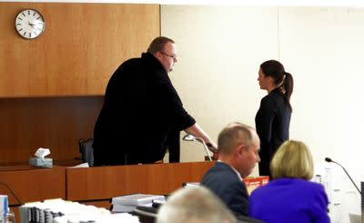 Megaupload's Kim Dotcom takes the stand, fends off inquiries into finances