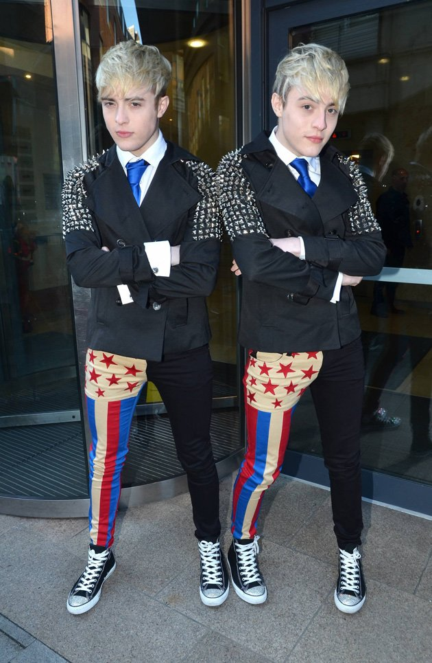 Jedward