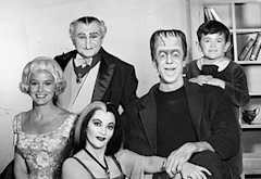 The Munsters | Photo Credits: CBS/Landov