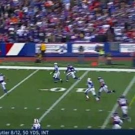 The Lower-Body Lift That Powered Sammy Watkins' Game-Winning Catch