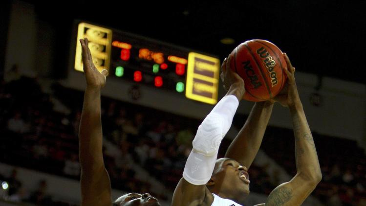 NCAA Basketball: South Carolina at Mississippi State