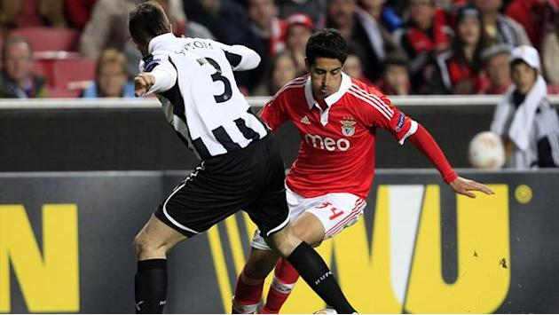 Europa League - Newcastle v Benfica: LIVE
