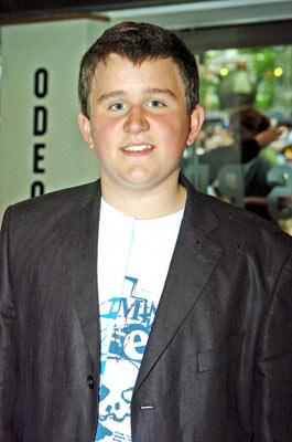 Harry Melling at the London premiere of Warner Brothers' Harry Potter and the Prisoner of Azkaban