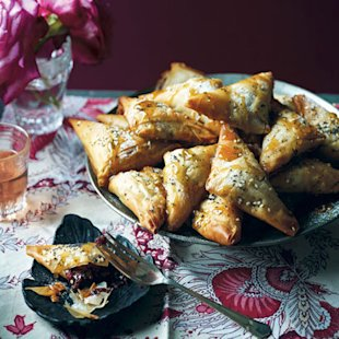 Beetroot Samosas: Recipe