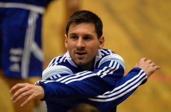 Manchester City Redam Rumor Lionel Messi