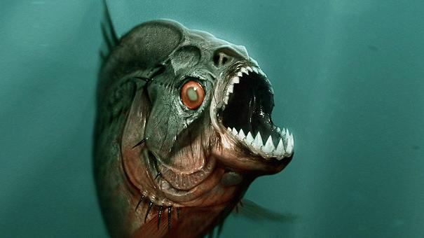 Top 10 Scariest Undersea Creatures thumb
