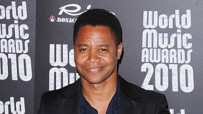 Cuba Gooding Jr World Music Awards