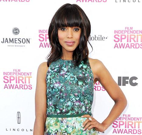 Kerry Washington: 25 Things You Don't Know About Me