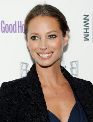 "FILE - In this April 12, 2011 file photo, model Christy Turlington attends Good Housekeeping's 'Shine On' Women Making History theatrical event at Radio City Music Hall in New York. Burns aims to honor mothers by laying low on Mother's Day. Her No Mother's Day Mother's Day is a way to draw attention to maternal mortality, the cause at the heart of the Every Mother Counts advocacy campaign she founded in 2010. It's also a way to get back to the basics and, hopefully, cut through ""all the noise"" that now comes with a holiday that the National Retail Federation estimates will come with an $18.6 billion price tag in spending by Americans this year. (AP Photo/Evan Agostini, file)"