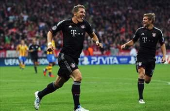Bayern Munich 2-1 Valencia: German giants produce dominant display