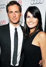 Josh Lucas and new wife Jessica  | Photo Credits: Lester Cohen/WireImage