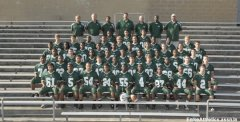 The Enloe football team