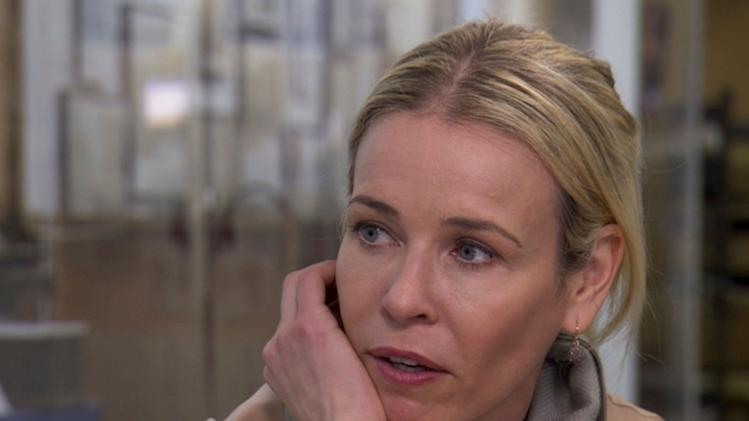 """Who Do You Think You Are?"" Episode 403 - Chelsea Handler"
