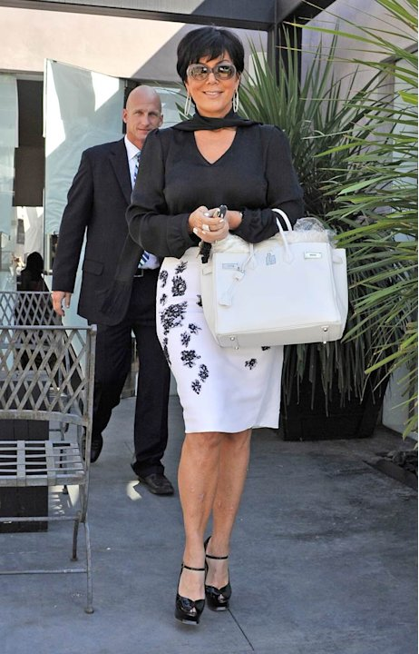 Kris Jenner ShoppingBH