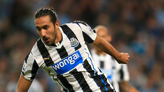 Jonas Gutierrez, Newcastle United (PA Photos)