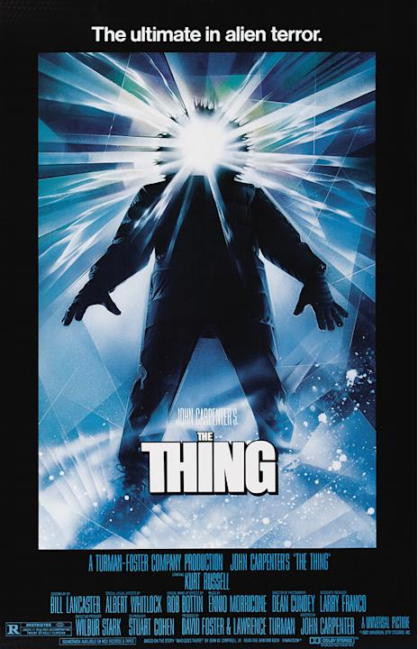 Summer of 1982 The Thing