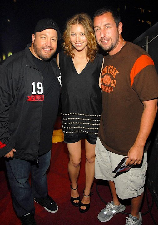 James Biel Sandler MTV Aw