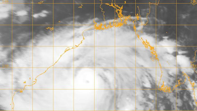 Eastern India braces for impact of major cyclone