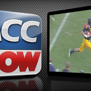 Maryland QB C.J. Brown Out Against Clemson | ACC NOW