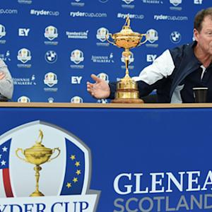 The Captains are ready for the 2014 Ryder Cup