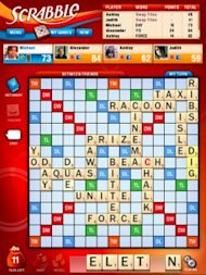 Scrabble for Ipad