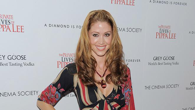 The Private Lives of Pippa Lee NYC Screening 2009 Shannon Elizabeth