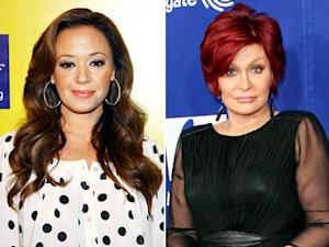 Leah Remini vs. Sharon Osbourne in Talk Feud: Whose Side Are You On?