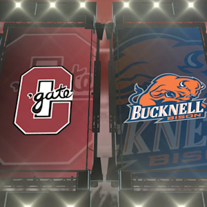 Patriot League Prime Plays: Colgate Picks Off Bucknell