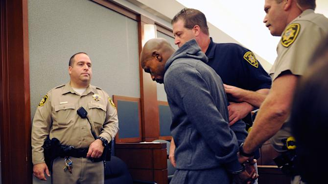 June 1 Floyd Mayweather Jr. Appears In Court