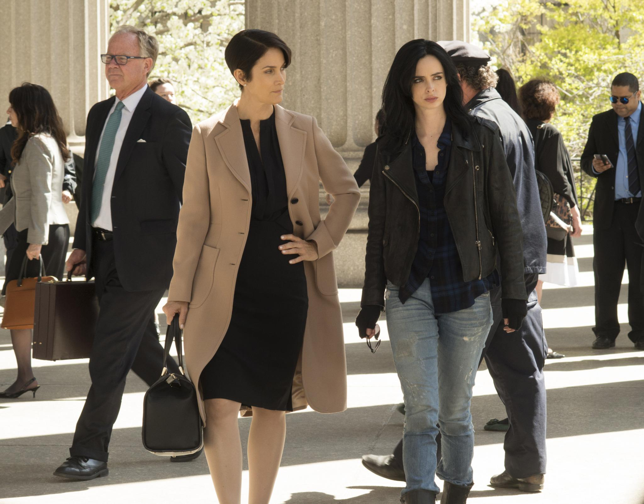Marvel's 'Jessica Jones': S.J. Clarkson Directs First Two Episodes