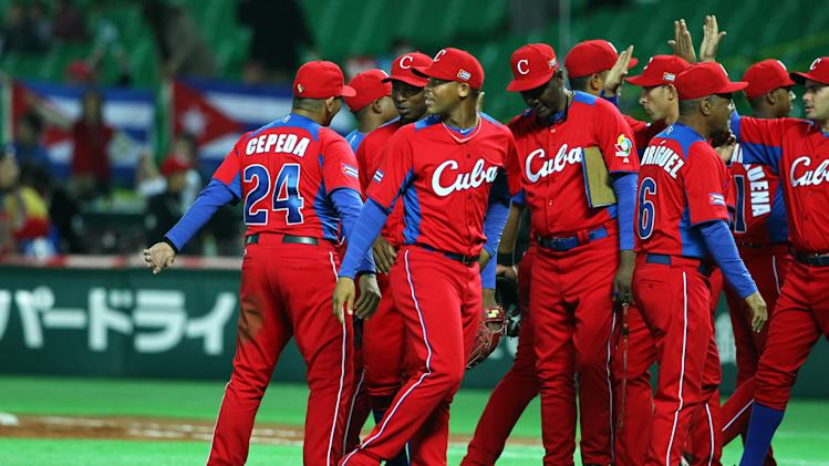 Brazil v Cuba - World Baseball Classic First Round Group A