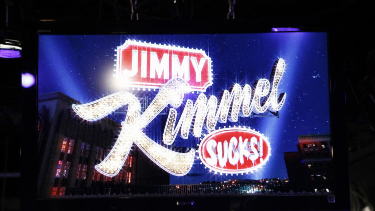 JIMMY KIMMEL LIVE - PRODUCTION SET