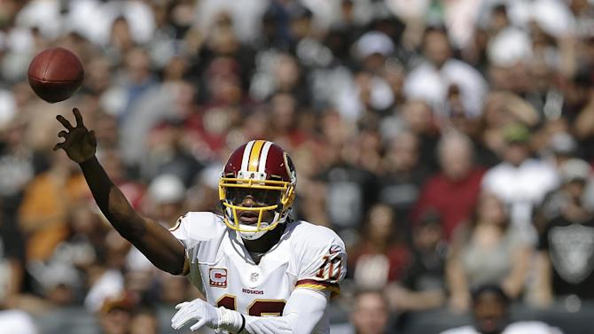 5 things to know from Redskins win over Raiders