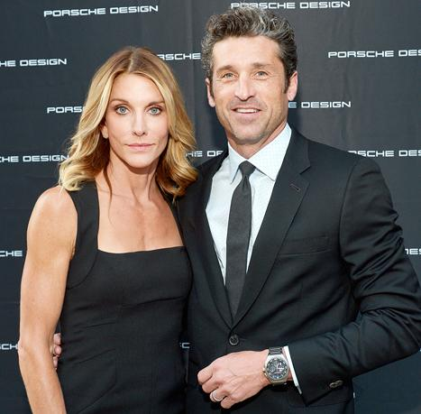Patrick Dempsey's Wife Filed For Divorce First, Is Seeking Spousal Support and Joint Custody of Kids -- Get All the Details