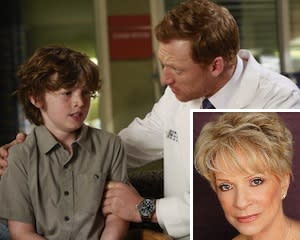 Grey's Anatomy Grandma Jennifer Bassey Teases Owen/Ethan 'Tear-Jerker,' Possible AMC Encore