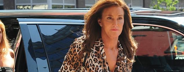 Fashionable Caitlyn Jenner steps out in NYC
