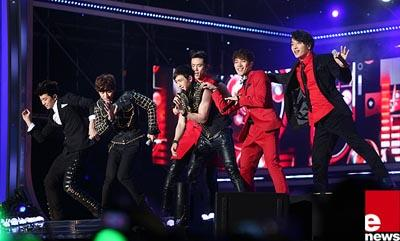 2PM at 2012 Dream Concert