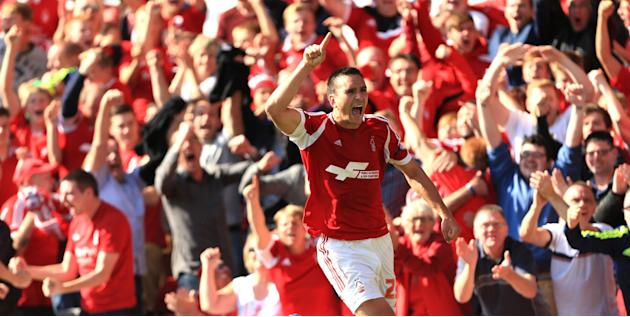 Soccer - Sky Bet Championship - Nottingham Forest v Derby County - City Ground