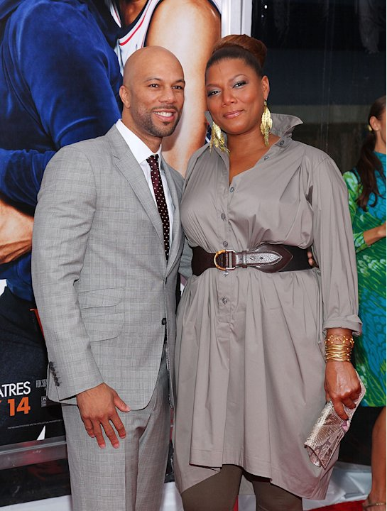 Just Wright NY Premiere 2010 Queen Latifah Common
