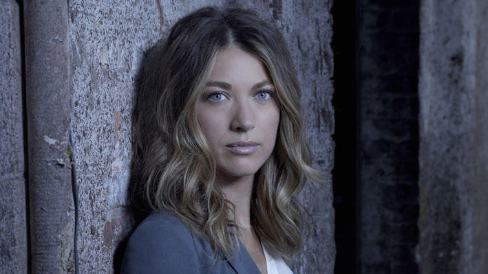 """The Following"" - Natalie Zea"
