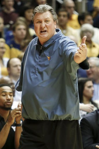 Staten leads balanced West Virginia past VMI 94-69