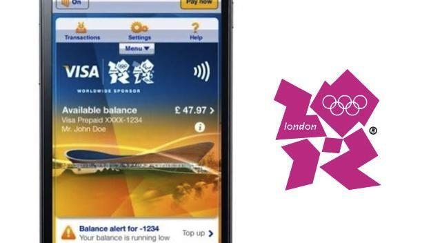 Samsung and Visa prepare for the 2012 Olympics with NFC wireless payment app