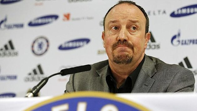 Rafa Benitez (Reuters)