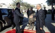 David Cameron Makes Surprise Trip To Libya